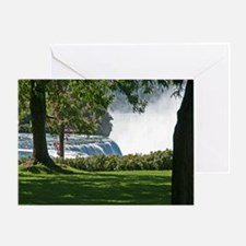 Parkside Niagara Falls Greeting Card