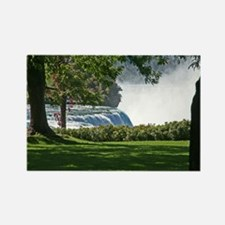 Parkside Niagara Falls Rectangle Magnet