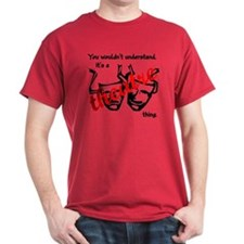 4-Theater Thing2 T-Shirt