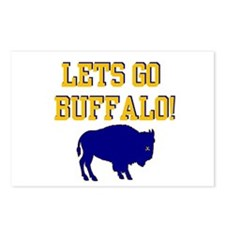Buffalo Hockey Postcards (Package of 8)