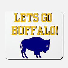 Buffalo Hockey Mousepad