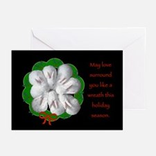 Baby Bunnies Holiday Wreath Cards (Pk of 20)
