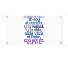 John 14:6 Spanish Banner