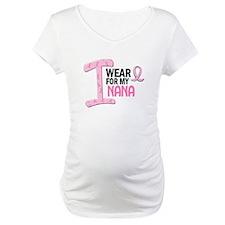I Wear Pink For My Nana 21 Shirt