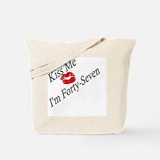 Unique 47th birthday Tote Bag