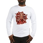 Halloween Zombie Gore Long Sleeve T-Shirt