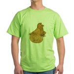 English Trumpeter Deroy Green T-Shirt