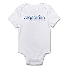 Vegetarian - Compassion Over Cruelty Onesie