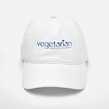 Vegetarian - Compassion Over Cruelty Cap