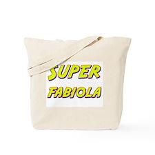 Super fabiola Tote Bag
