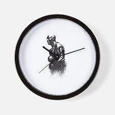 Unique Black jack Wall Clock