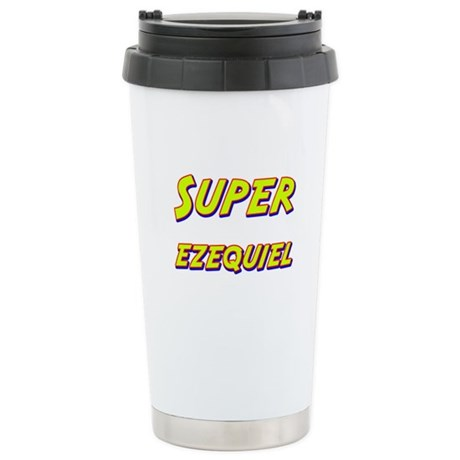 Super ezequiel Stainless Steel Travel Mug