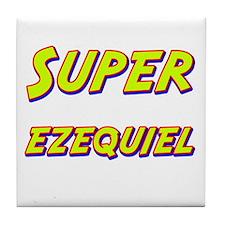 Super ezequiel Tile Coaster