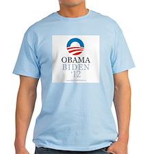 """Obama-Biden 2008"" T-Shirt"