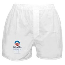 """Obama-Biden 2008"" Boxer Shorts"