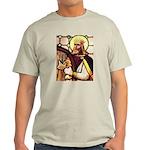 King David the Psalmist Ash Grey T-Shirt