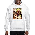 King David the Psalmist Hooded Sweatshirt