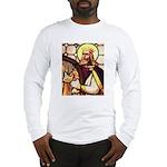 King David the Psalmist Long Sleeve T-Shirt