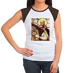 King David the Psalmist Women's Cap Sleeve T-Shirt