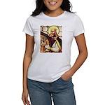 King David the Psalmist Women's T-Shirt