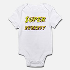 Super everett Onesie