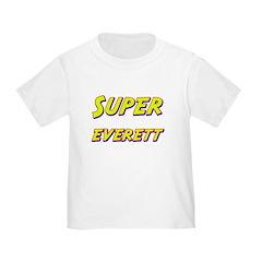 Super everett Toddler T-Shirt