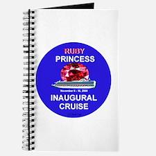 Ruby Princess Inaguaral Cruise- Journal