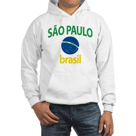Sao Paulo Hooded Sweatshirt
