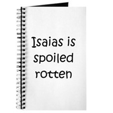 Cool Isaias Journal