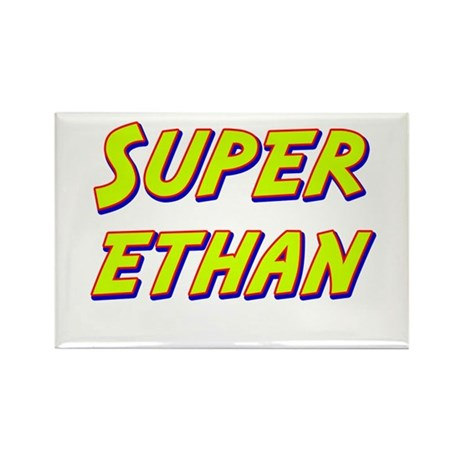Super ethan Rectangle Magnet