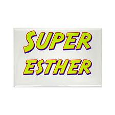 Super esther Rectangle Magnet