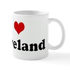 I Love Cleveland Mug