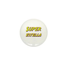 Super estella Mini Button (10 pack)