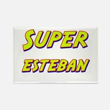 Super esteban Rectangle Magnet
