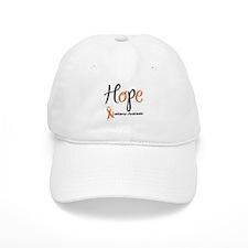 Hope Leukemia Awareness Baseball Cap