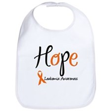 Hope Leukemia Awareness Bib