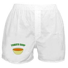 Tomato Soup Boxer Shorts