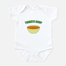 Tomato Soup Infant Bodysuit