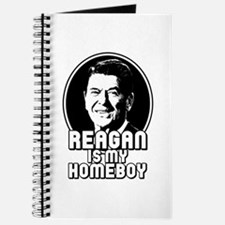 Ronald Reagan Is My Homeboy Journal