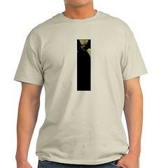 Gothic Myst girl on Ash Grey T-Shirt