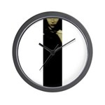 Gothic Myst girl on Wall Clock
