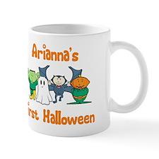 Arianna's First Halloween Mug