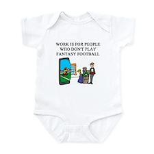fantasy football fun gifts t- Infant Bodysuit