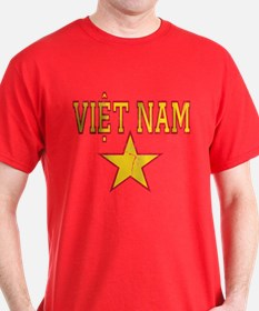 Viet Nam Star T-Shirt