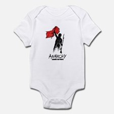 Anarchy Leading the People! Infant Bodysuit