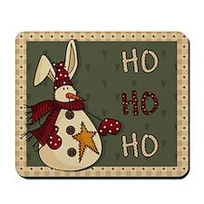 """""""snowman"""" Mousepad"""