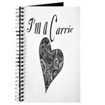 I'm A Carrie Journal