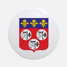 chartres Ornament (Round)