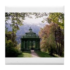 Lindehof Gazebo on Tile