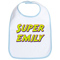 Super emily Bib